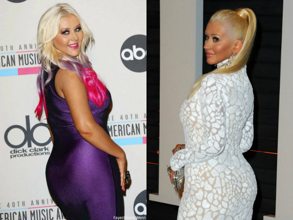Before-and-After-Christina-Aguilera-2012-v-February-2015