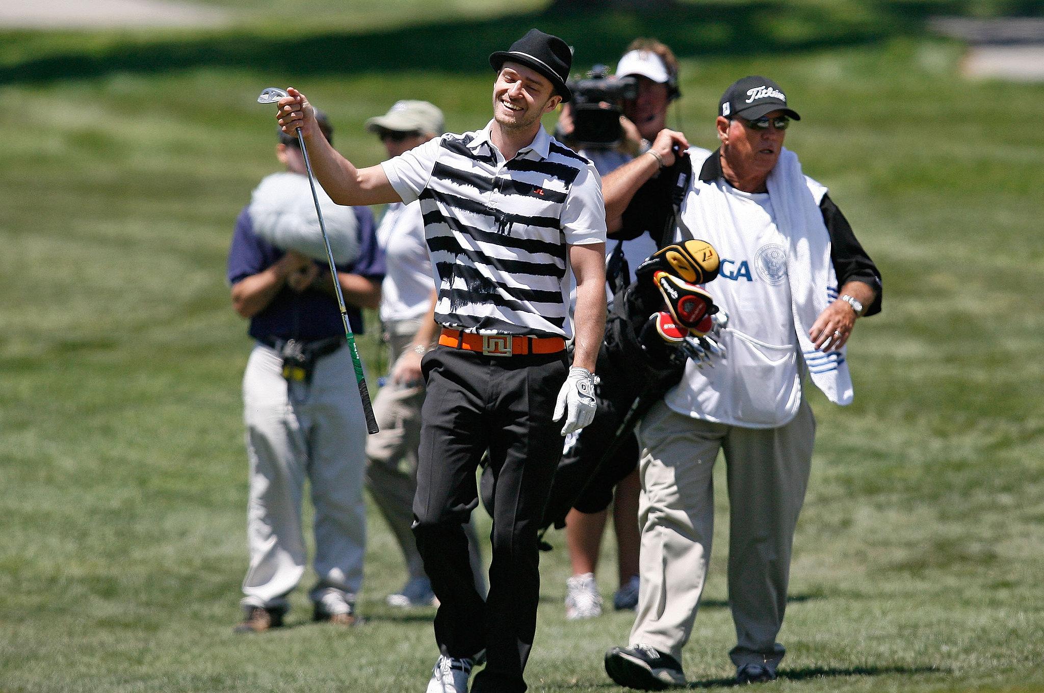 Justin-Timberlake-got-excited-during-round-San-Diego-Torrey