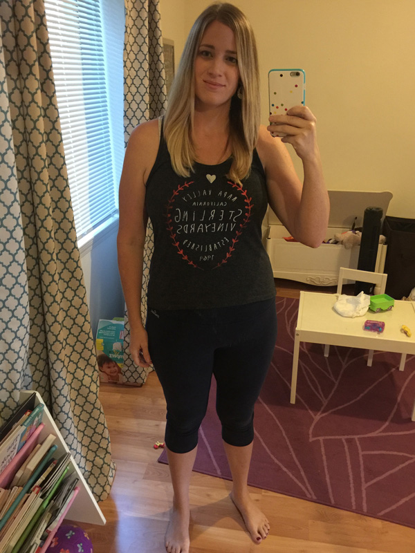 Una madre bajó más de 40 kilos en sólo 10 meses (Historia)