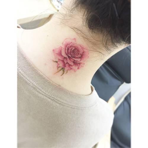 rosa-cuello