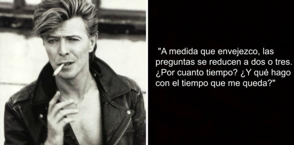 Frases Y 10 Curiosidades Sobre David Bowie El Genio E