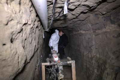 'El Chapo' Guzman tunnel escape