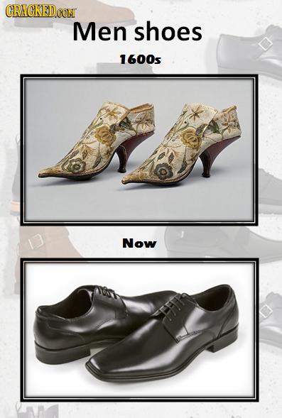 Imágenes impactantes comparando el pasado y el presente.