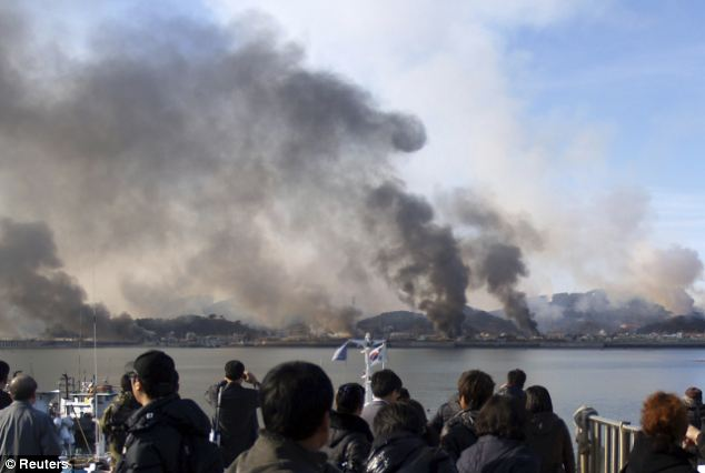 yeonpyeong-island-shelling