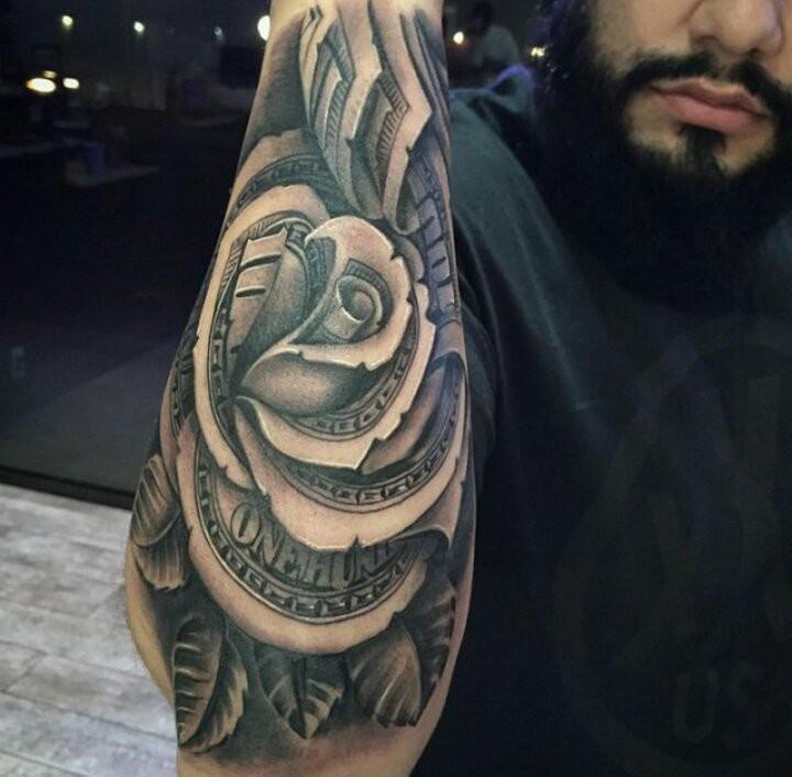Og Abel Money Rose 30 Tatuajes demasiados...