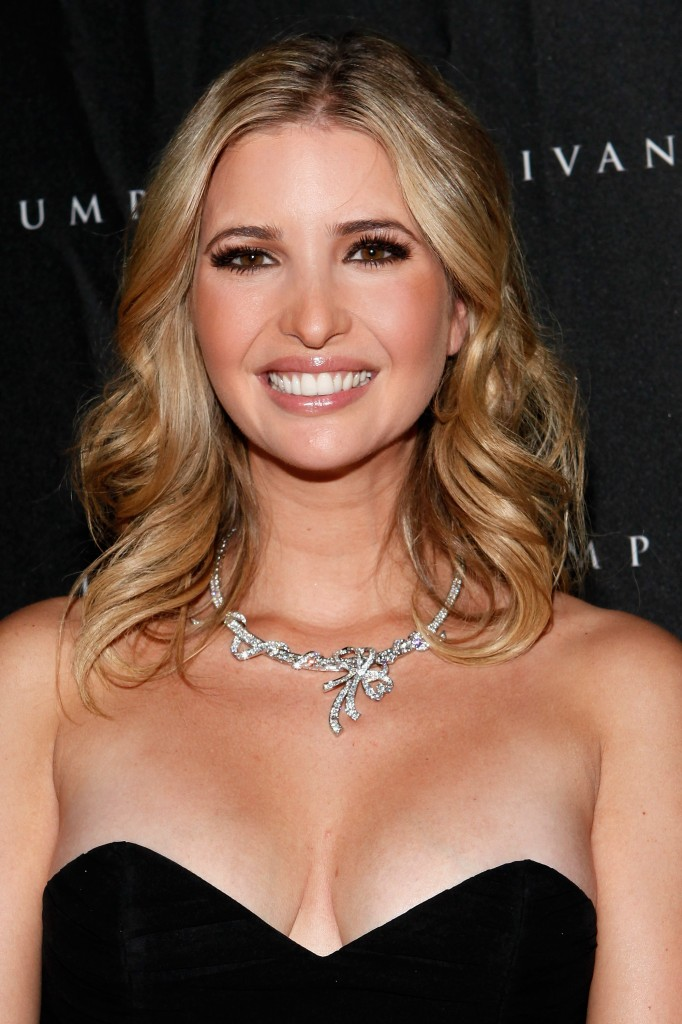 Ivanka Trump Fine Jewelry Boutique Opening