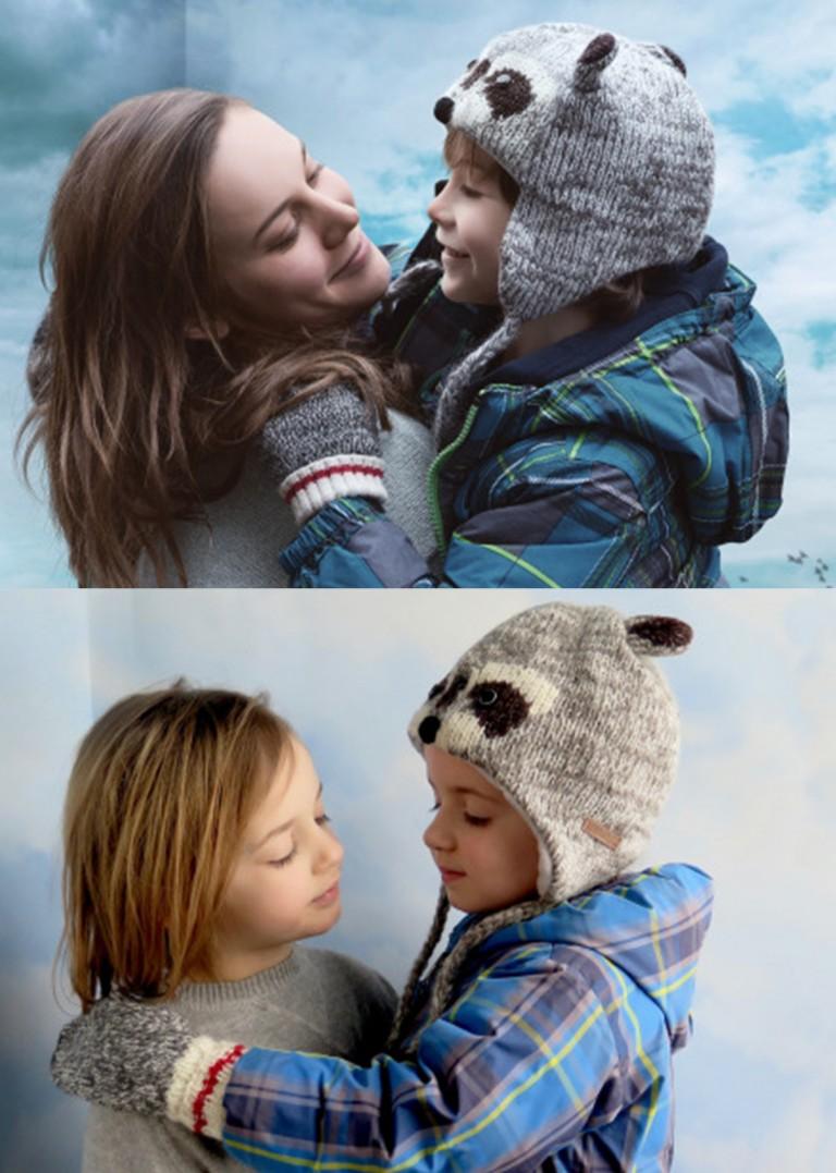 Madre e hija recrean escenas de películas nominadas al Óscar
