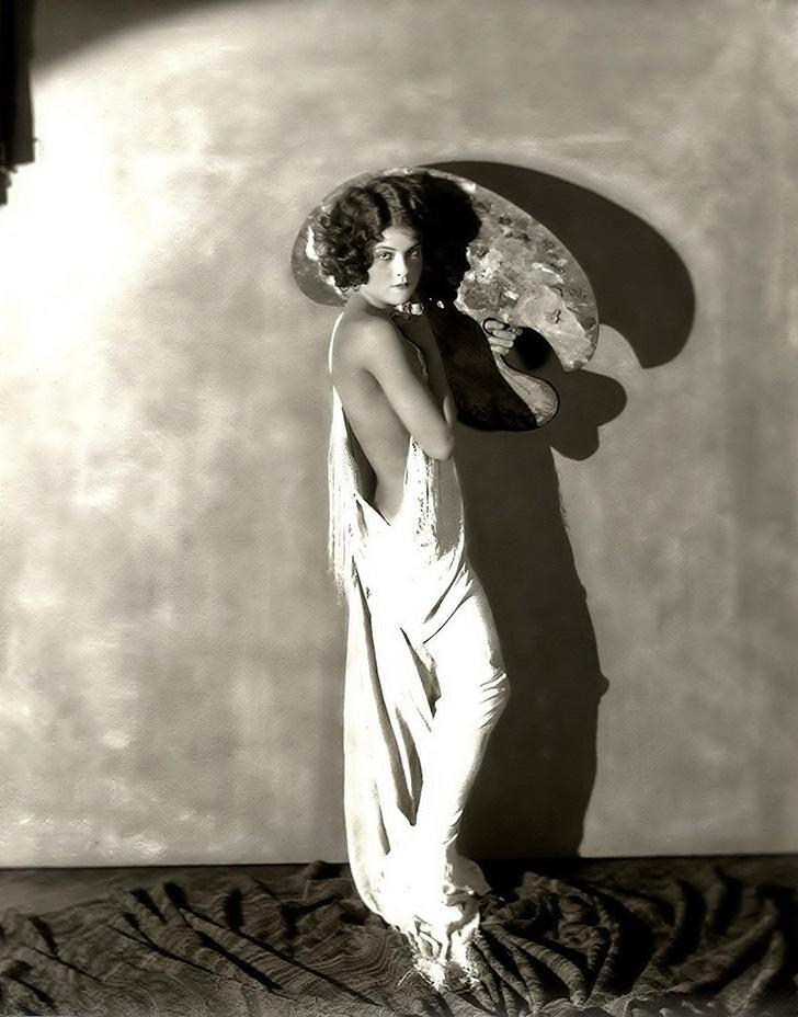 Ziegfeld Model Risque - 1920s - by Alfred Cheney Johnston
