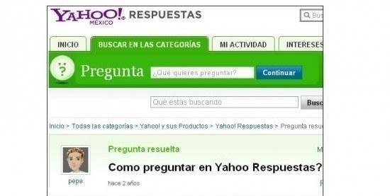 Yahoo Respuestas: Las preguntas más pelot... Morite de risa