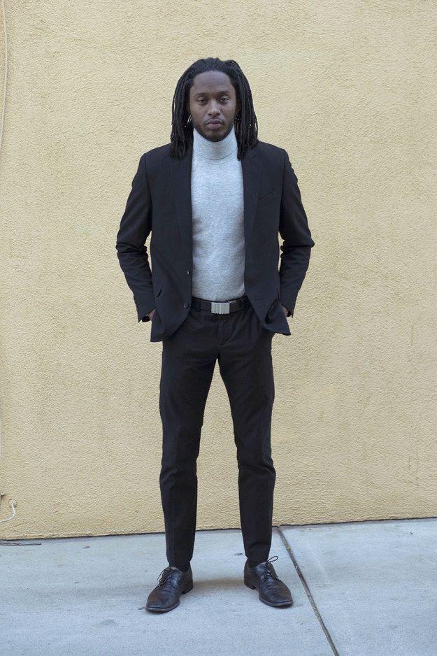 Un hombre cambia su vestir para ver si es discriminado