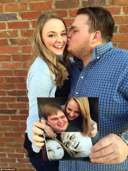 Ofendieron a su novio de gordo ¡Ella reaccionó así!