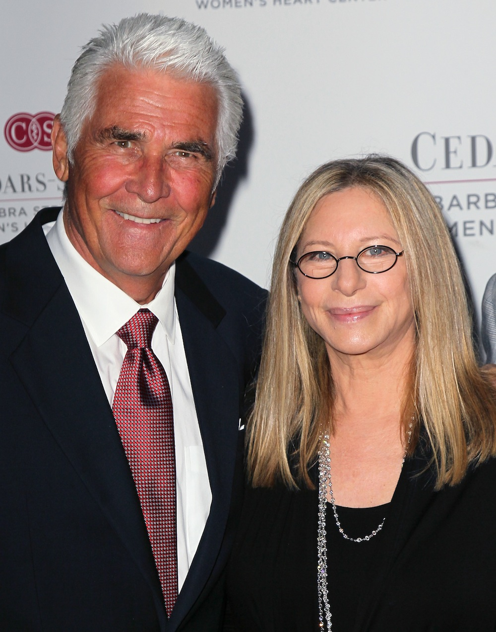Barbra Streisand Hosts Intimate Dinner Benefiting Cedars-Sinai Women's Heart Center