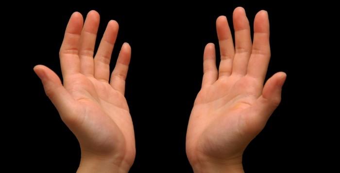 ¡Las manos dan la primera señal de alarma de cáncer!