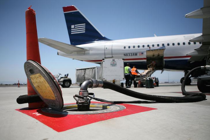 Pilots Claim US Airways Puts On Pressure To Cut Fuel