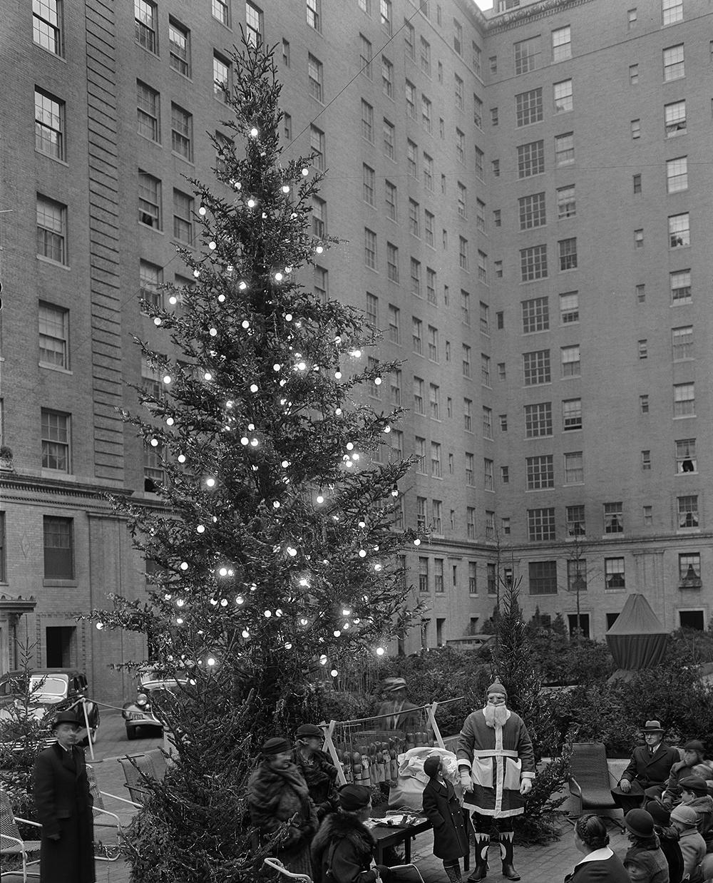 Rockefeller Center Inc. 20 Rockefeller Plaza.