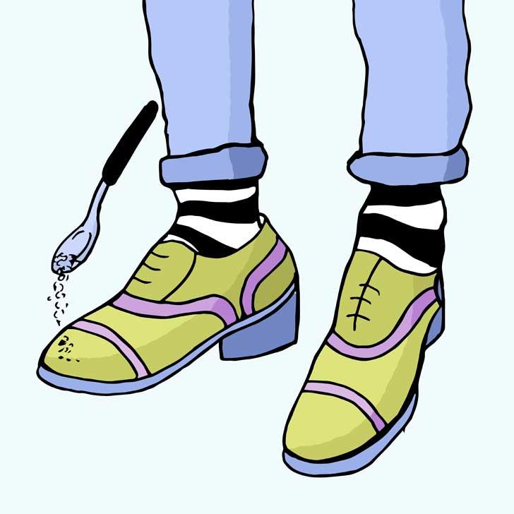 Trucos para calzados y pies!