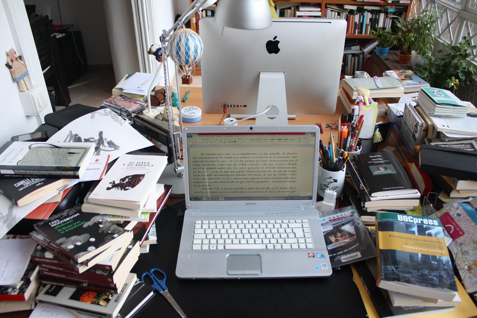 21 extra os h bitos que te har n rico seg n la ciencia for Escritorio puesto de trabajo