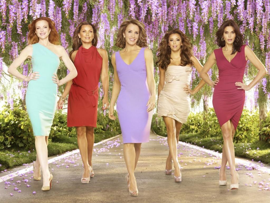 Así han cambiado las actrices de Desperate Housewives
