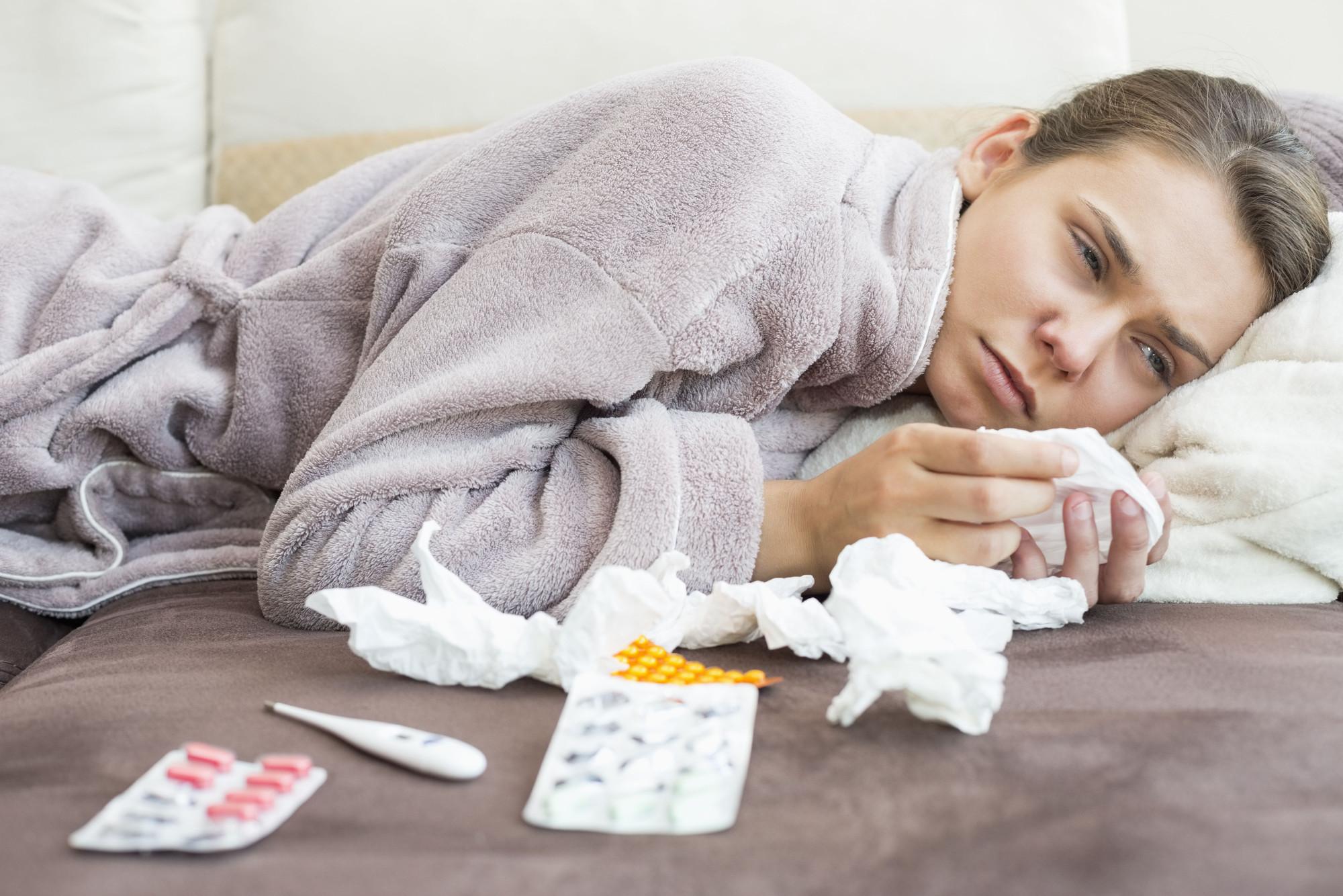 11 Mitos sobre la Gripe y el Resfrió.