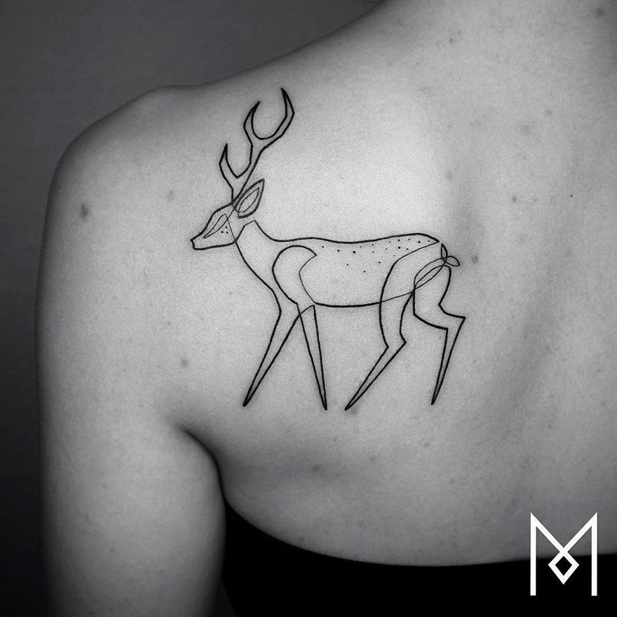tatuajes-linea-continua-mo-ganji-2-2