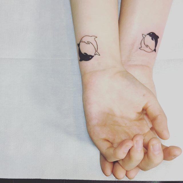 30 Parejas Que Eligieron Tatuajes En Vez De Anillos De En Taringa