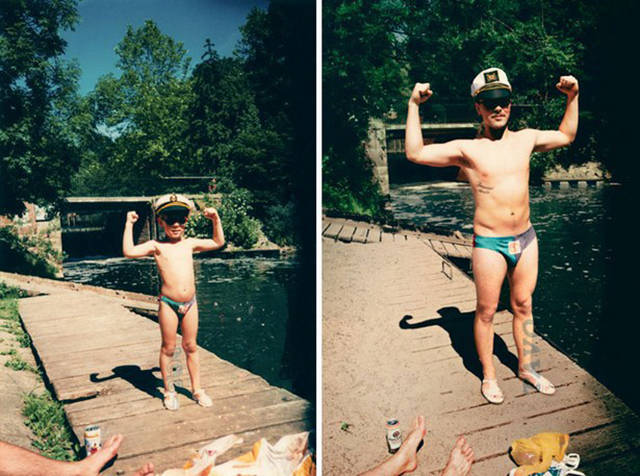 i_bet_these_people_had_a_lot_of_fun_while_recreating_their_childhood_photos_640_16
