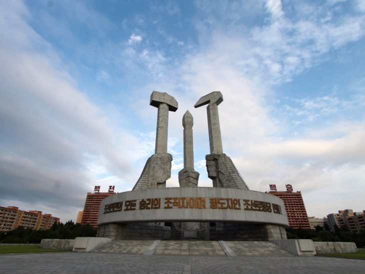immediately-visitors-are-struck-by-the-workers-party-monument-the-outer-belt-reads-long-live-the-workers-party-of-korea-the-organizer-and-guide-of-all-victories-of-the-korean-people-730x548
