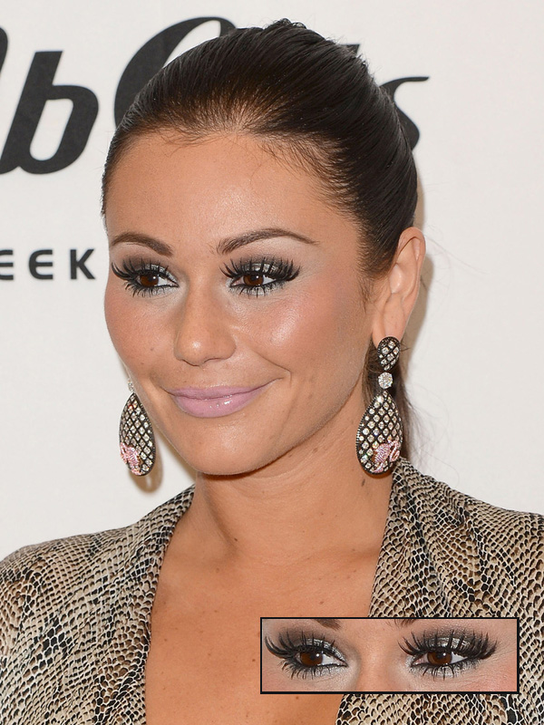 "Jenni ""JWoWW"" Farley In Store Signing For Ab Cuts Sleek & Lean By Revolution"