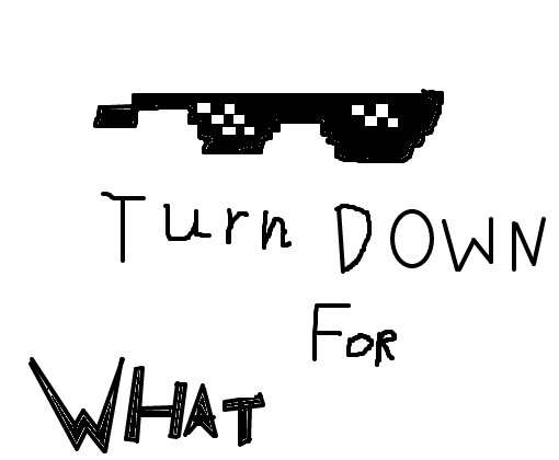 oculos-de-turn-down-for-what