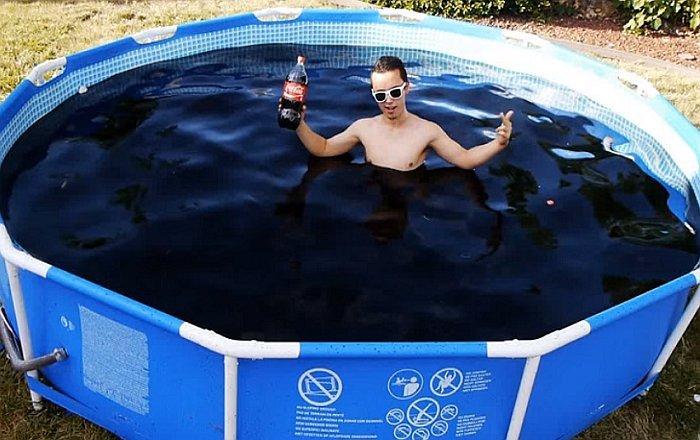 Como llenar una piscina awesome llenar la piscina con for Cuanto cuesta llenar una piscina de 20000 litros