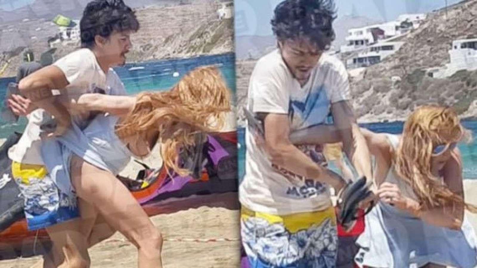 Lindsay-Lohan-Egor-Tarabasov-in-beach-scuffle (1)
