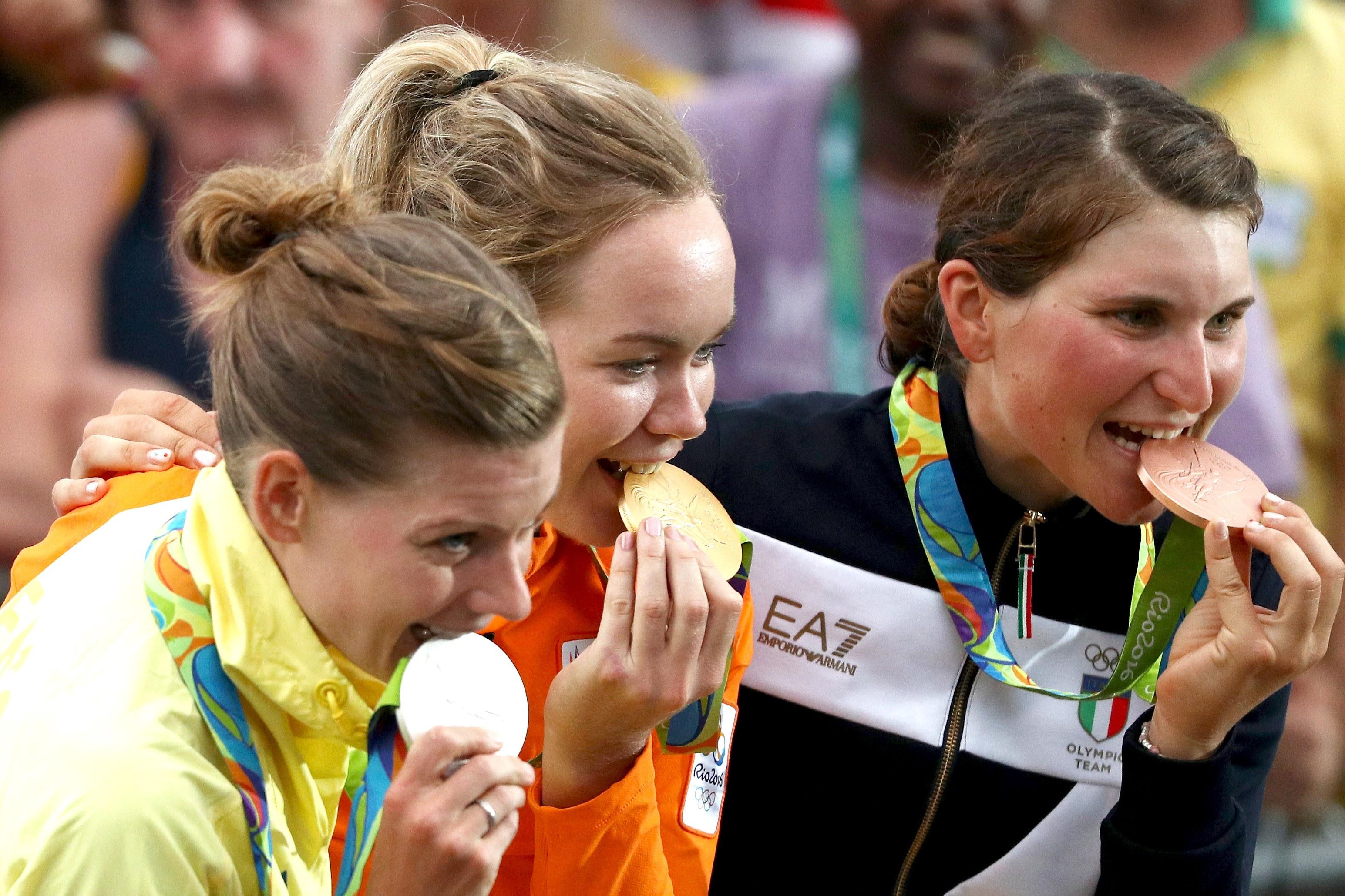 medalas