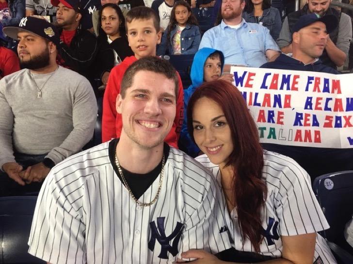 Yankees Botched Engagement