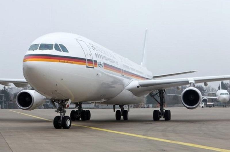 Bundesregierung/ Airbus A340