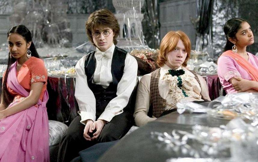 """Mira como luce actualmente una de las mellizas de """"Harry Potter ..."""