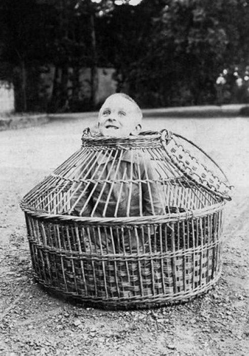20 fotografías antiguas que no tienen ninguna explicación