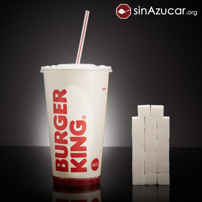 Estas 28 fotos muestran cuánta azucar tienen los alimentos