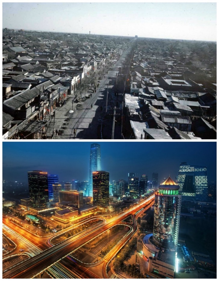 Beijing-China-The-1940s-vs.-the-present