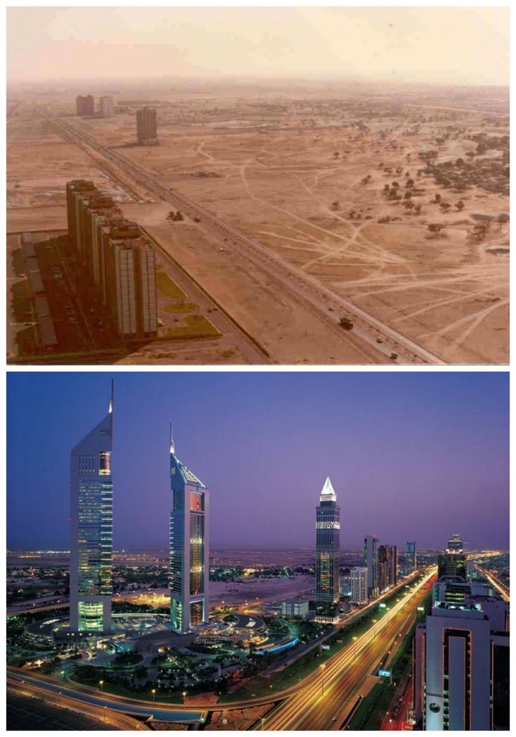 Dubai-UAE-The-1980s-vs.-today