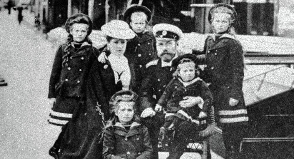 Familia-Romanov-II