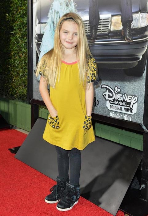 Mia-Talerico-at-the-Disney-Channel-Original-Movie-Bad-Hair-Day-Los-Angeles-Premiere-on-February-10-2015