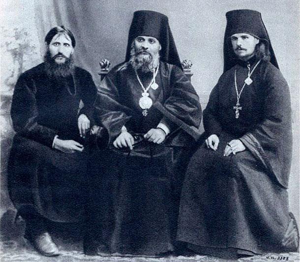 rasputin-clerigos