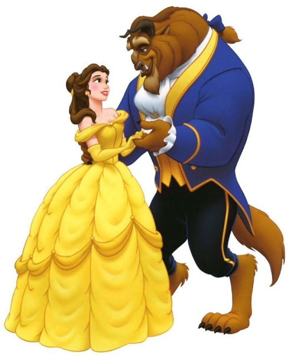 Resultado de imagen para la bella y la bestia