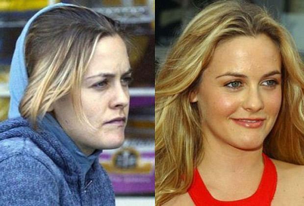 30 famosas que jamás reconocerías sin maquillaje