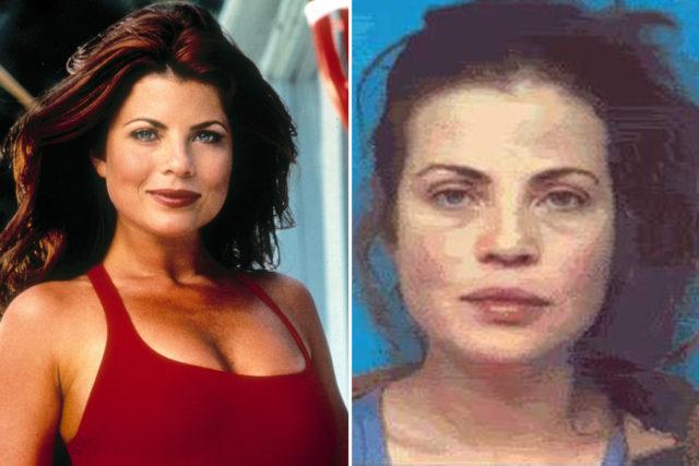 Fotos impactantes de celebridades antes e depois das drogas