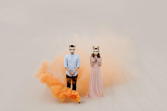 foto de casados