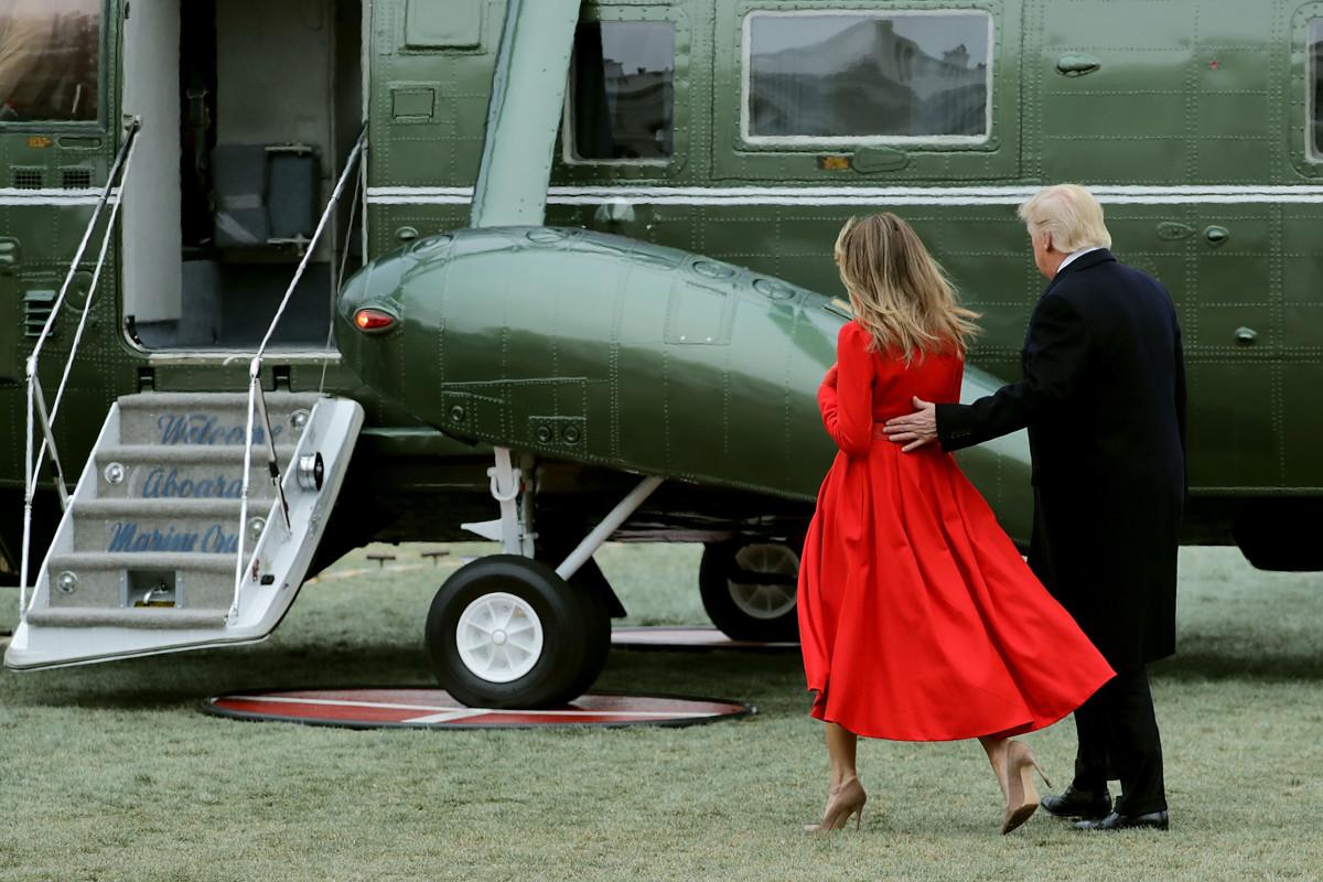 Detalles de la relación de Melania y Donald Trump