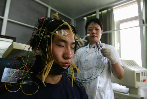 Internet Addicts Receive Treatment In Beijing