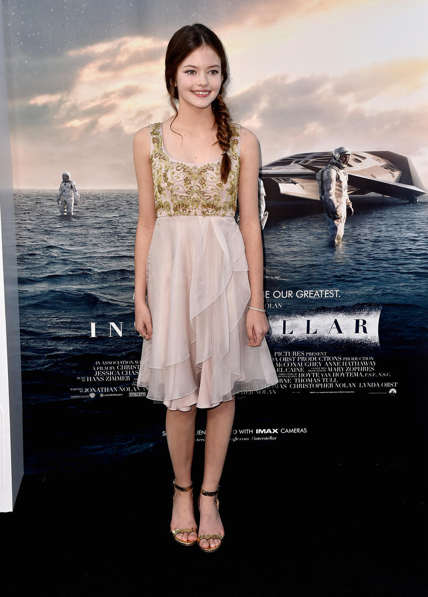 "Premiere Of Paramount Pictures' ""Interstellar"" - Arrivals"