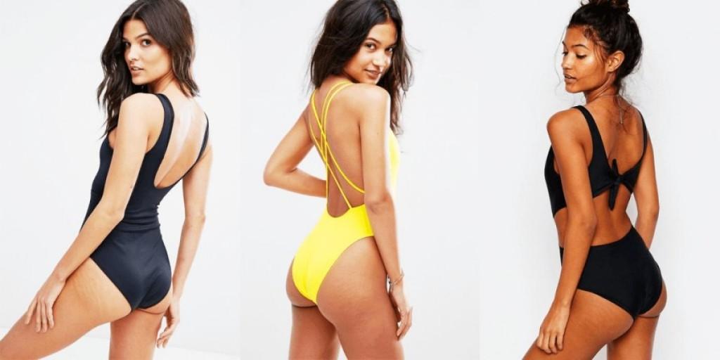 Una marca decidió mostrar a sus modelos con estrías y muchas personas lo celebran